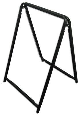 corflute a frame