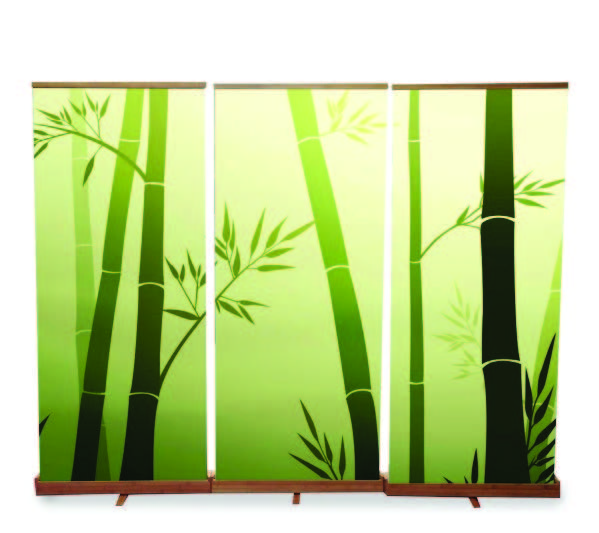 Bamboo Stands